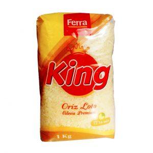 FERRA KING ORIZ I VERDHE 1KG