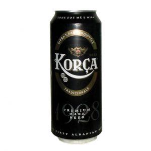 BIRRE KORCA E ZEZE CAN 0.5L