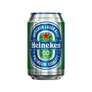 HEINEKEN BIRRE CAN 0.33 L