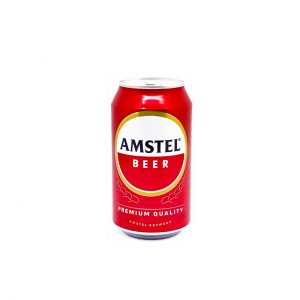 AMSTEL CAN 0.33L