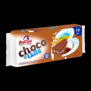 BALCONI CHOCO&LATTE 350GR
