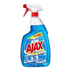 AJAX GLASS PASTRUES XHAMASH BLU 0.75L