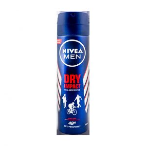 NIVEA DEO DRY SPRAY MEN 150ML