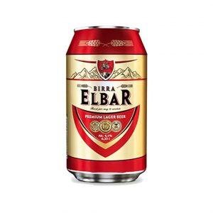ELBAR BIRRE CAN 0.33L