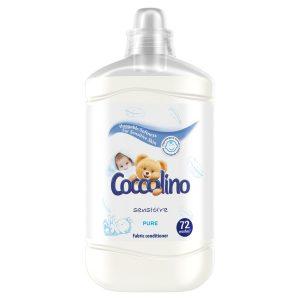 COCCOLINO SENSITIV 72 LARJE 1.8L