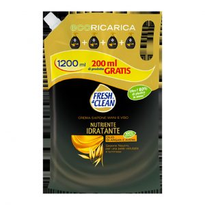 FRESH&CLEAN  SAPUN LIKUID ARGAN 1200ML
