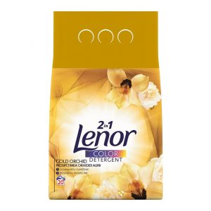 LENOR DETERGJENT GOLD ORCHID COLOR 2KG