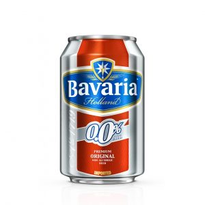 BAVARIA BIRRE 0% ALKOL MALT CAN 0.33 L