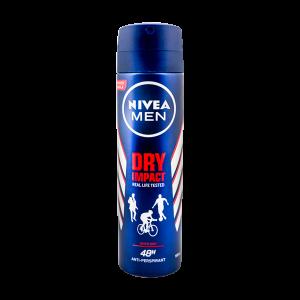 NIVEA DEO DRY SPRAY MEN 150ML